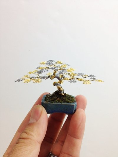 two_tone_wire_bonsai_tree_by_ken_to_by_kentoart-d5xaxnq