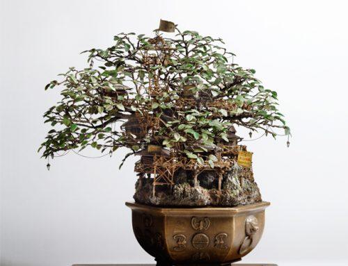 Takanori Aiba nas vodi u čudesan svet minijature
