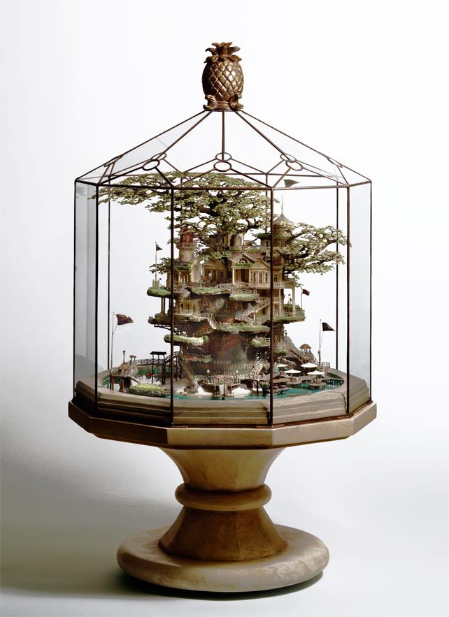 bonsai iz zemlje čuda, takanori aiba 2