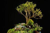 folcika i bonsai drvce, poklon ideja